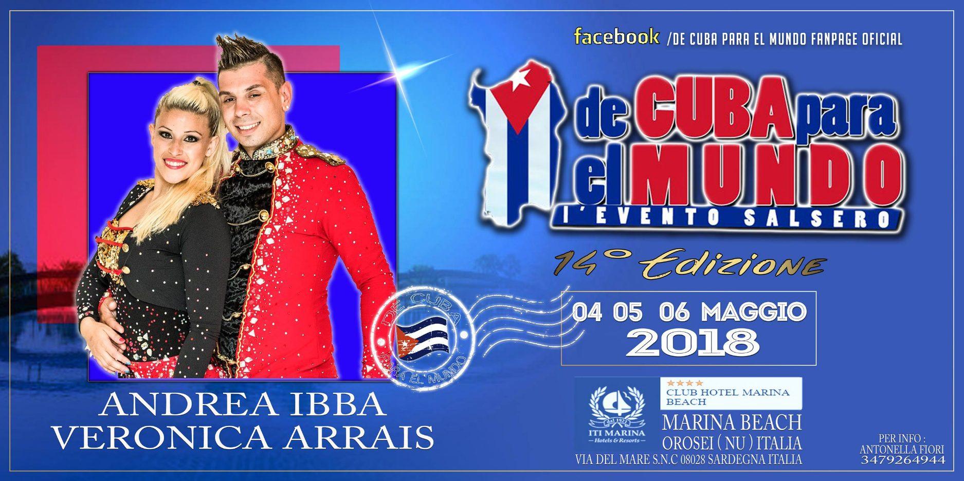 andrea y veronica De Cuba Para El Mundo