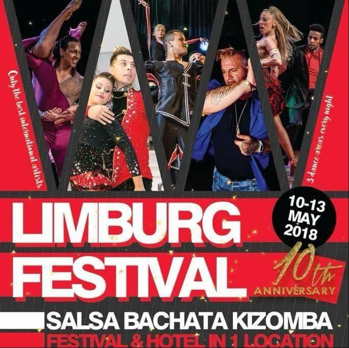 andrea y veronica Limburg Festival