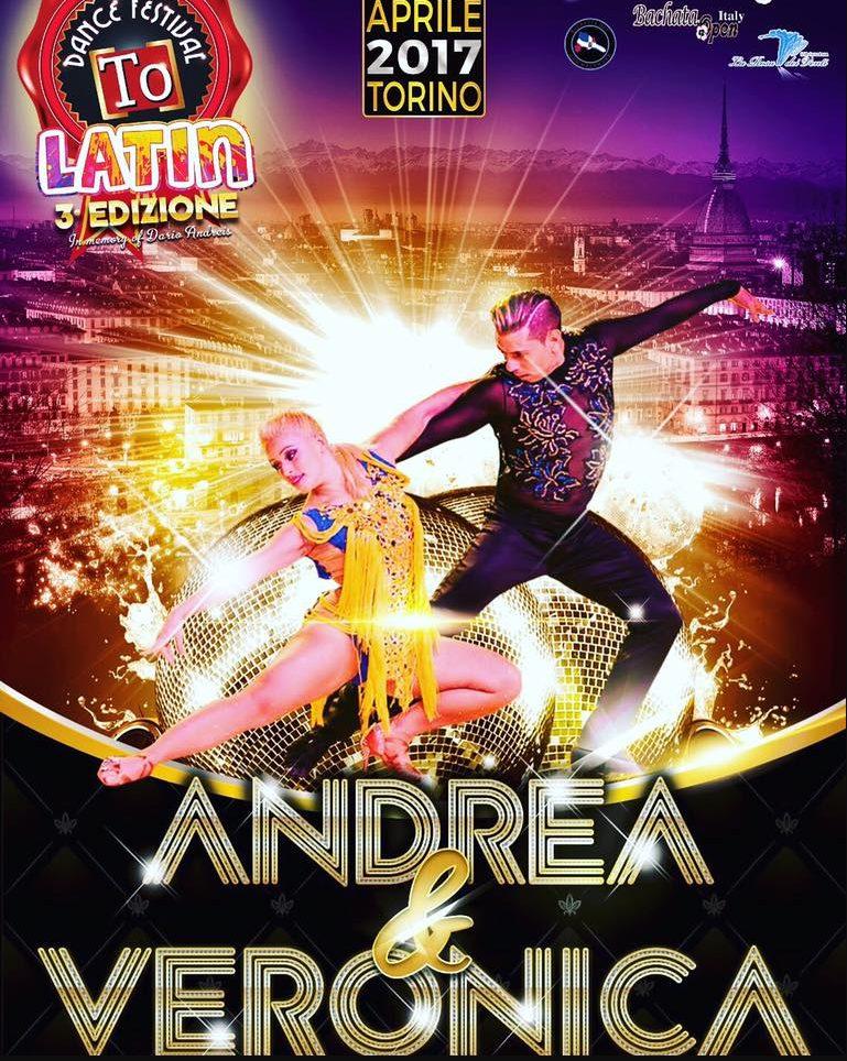 andrea y veronica To Latin Dance Festival