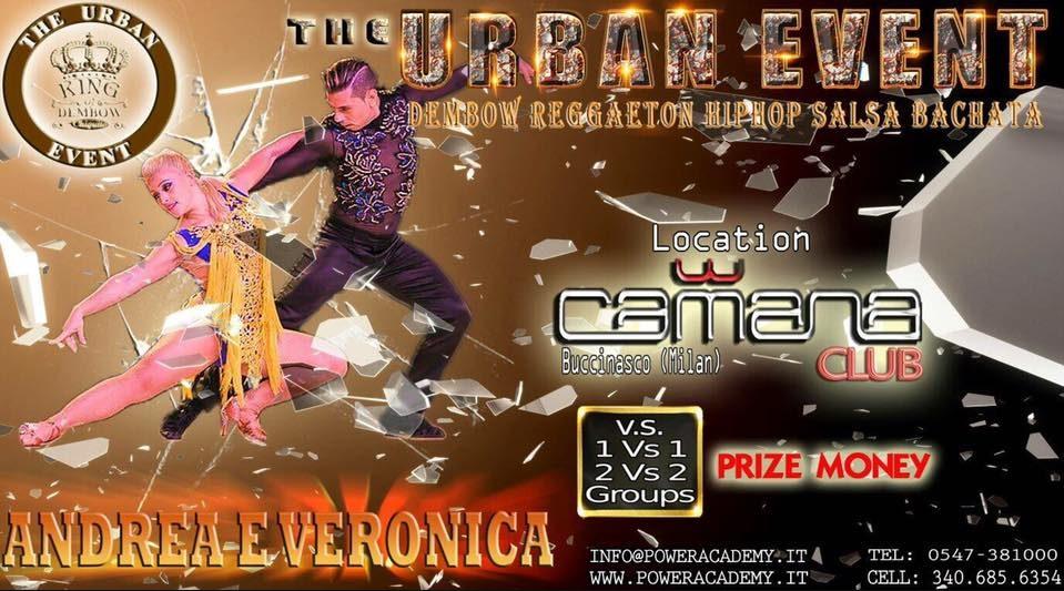 andrea y veronica The Urban Event