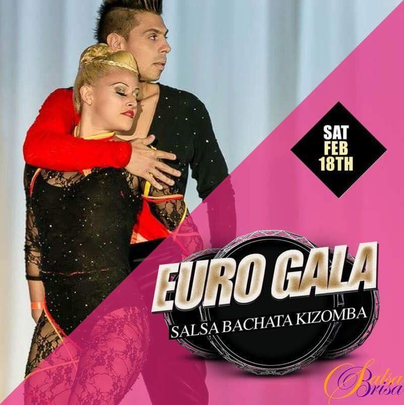 andrea y veronica Euro Gala