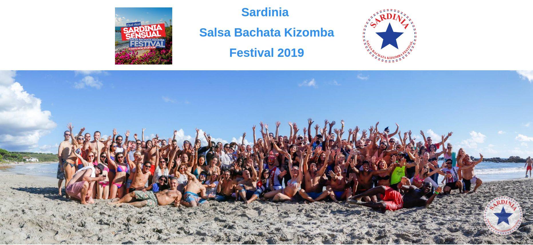 Andrea y Veronica Sardinia Salsa Festival 2019